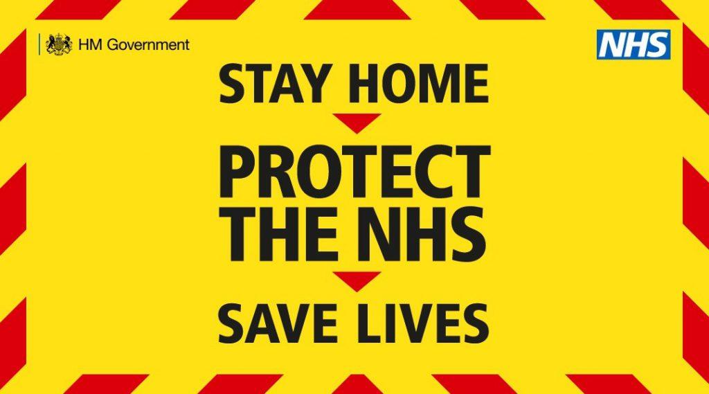stay at home gov.uk image
